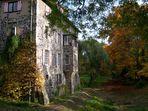 Burg Lede in Vilich