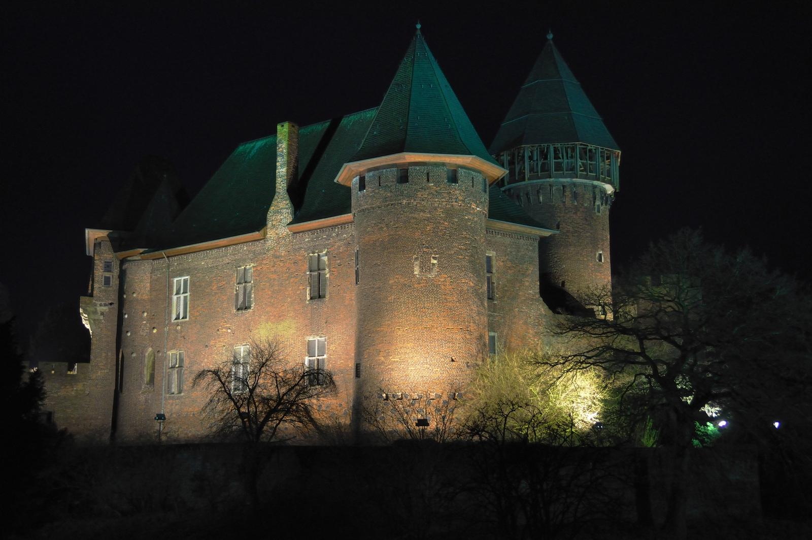 Burg Linn in Krefeld - 2