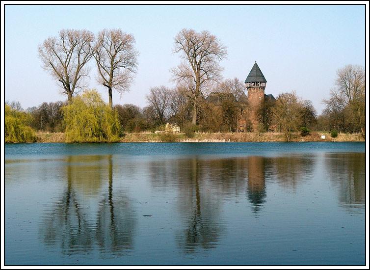Burg Linn, Krefeld