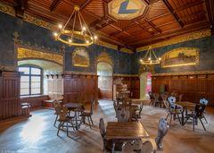 Burg Mylau (6) - Metzschzimmer