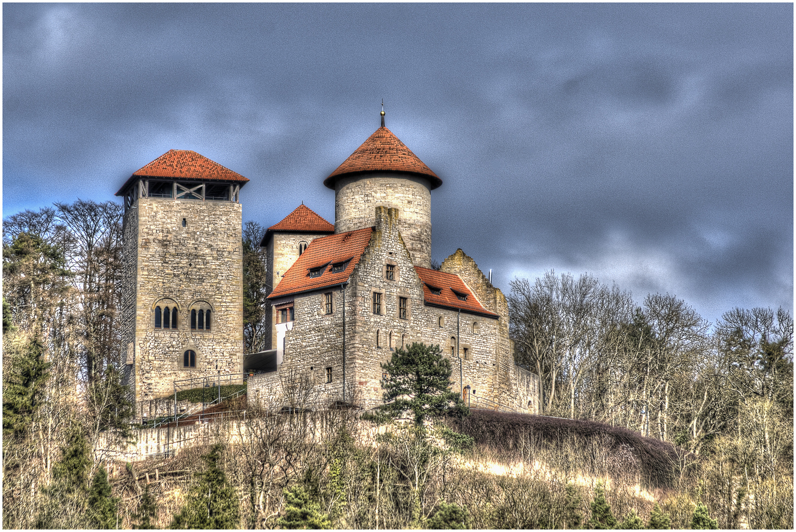 Burg-Normannstein