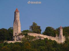 Burg Ödenstein