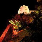 Burg Panorama bei Nacht 2