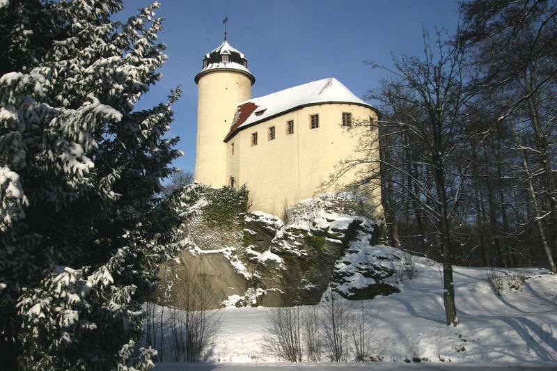 Burg Rabenstein bei Chemnitz