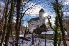 Burg Rabenstein mit * Sonnenschein *