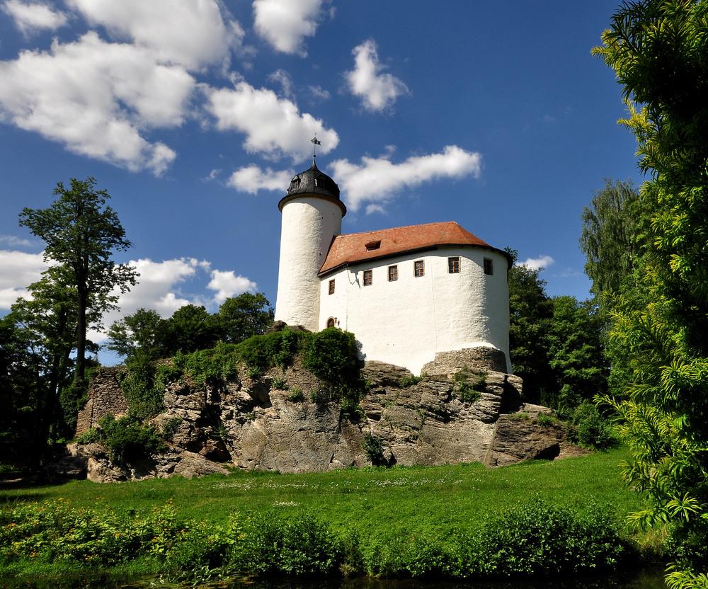 Burg Rabenstein/Sachsen..........