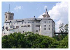 Burg Rosenberg im Böhmischen