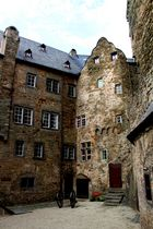 Burg Runkel 2. Innenhof
