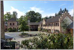Burg Satzvey - Innenhof