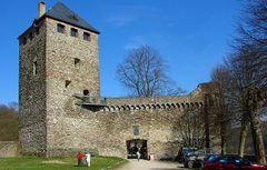 Burg Sayn - Bergfried