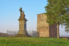 Burg Siersberg in Siersburg
