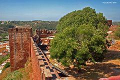 Burg Silves Algarve