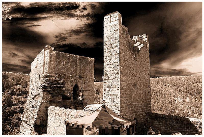 Burg Spangenburg