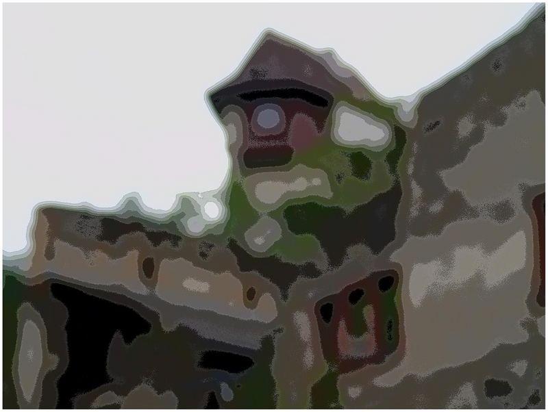 Burg Sponeckam Keiserstuhl im Elsass 2