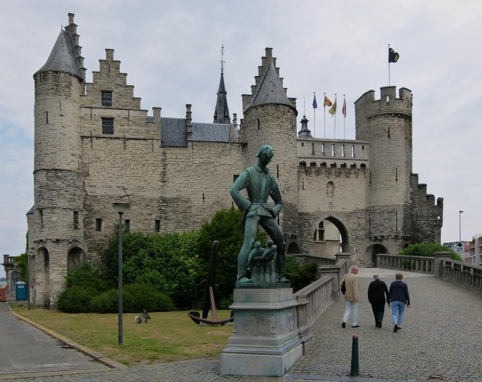 Burg Steen