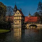 Burg Steinfurt im Münsterland