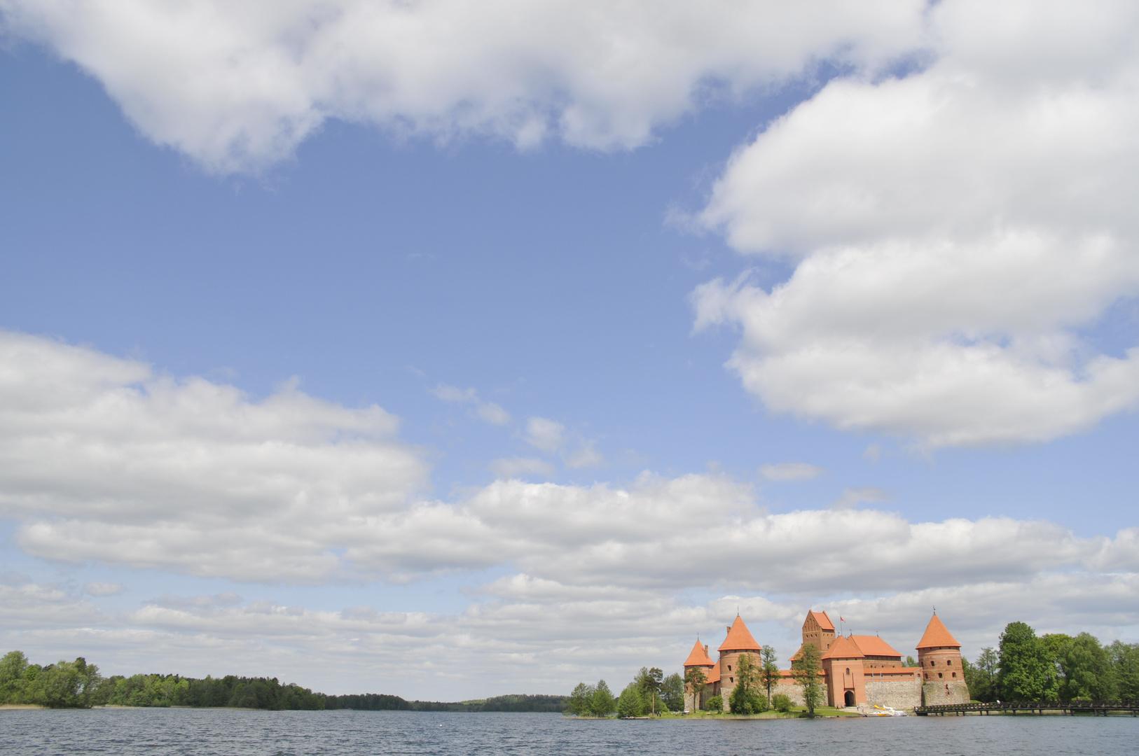 Burg Trakai II