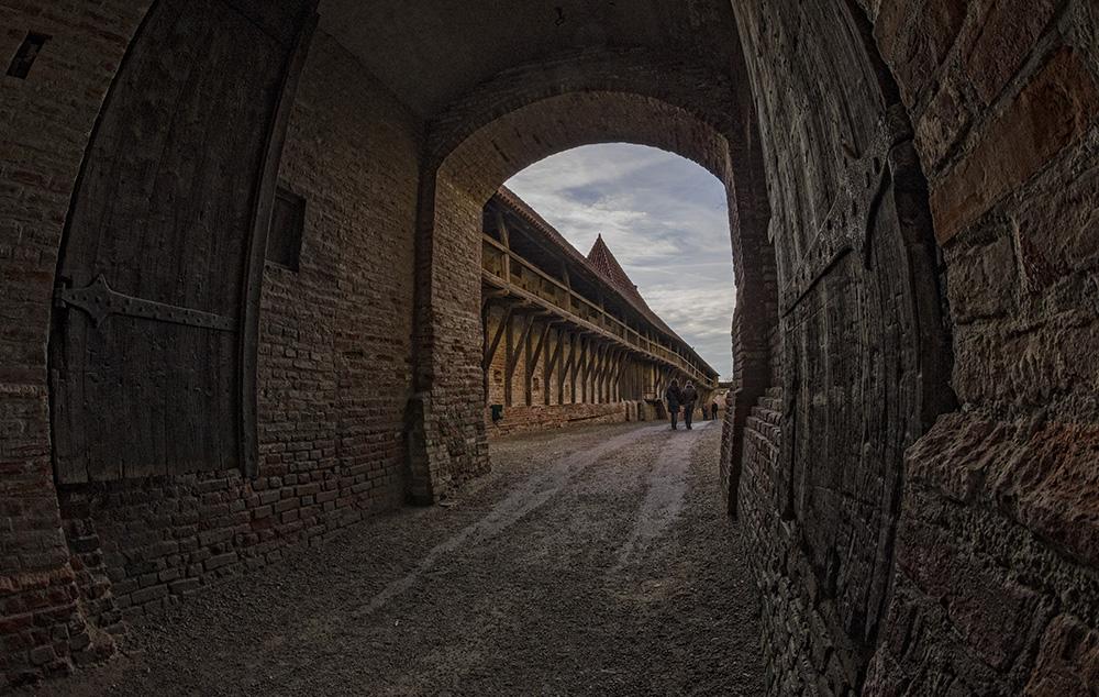 Burg Trausnitz - Wehrgang