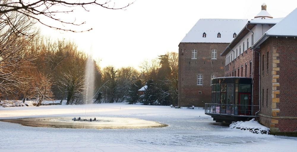 Burg Trips bei Geilenkirchen/Heinsberg