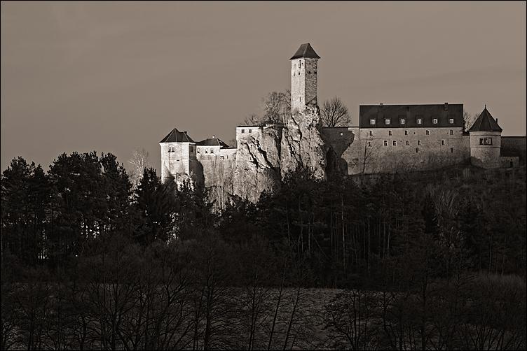 Burg Veldenstein - Neuhaus an der Pegnitz