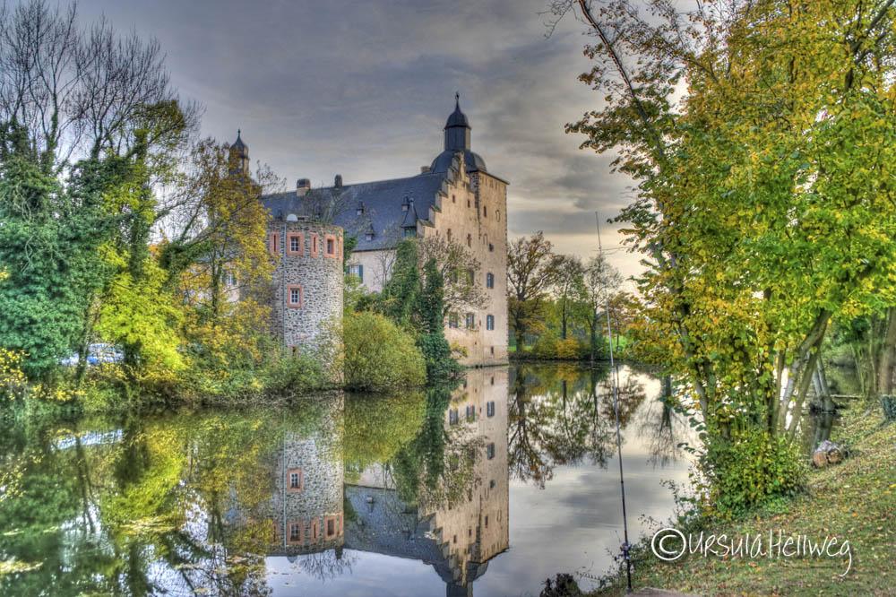 Burg Veynau HDR