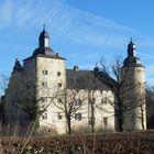 Burg Veynau - Januar 2014