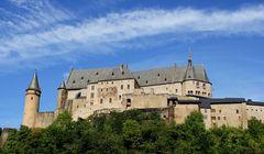 Burg Vianden, Luxemburg