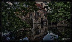 Burg Vischering, die wehrhafte Festung