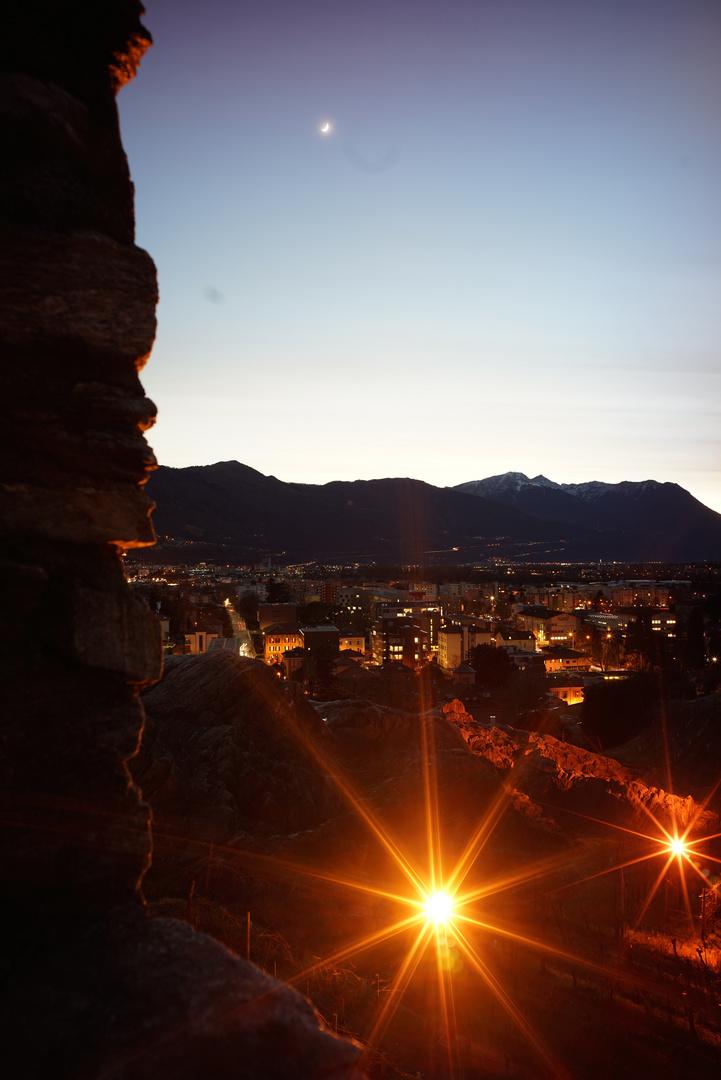 Burg von Bellinzona