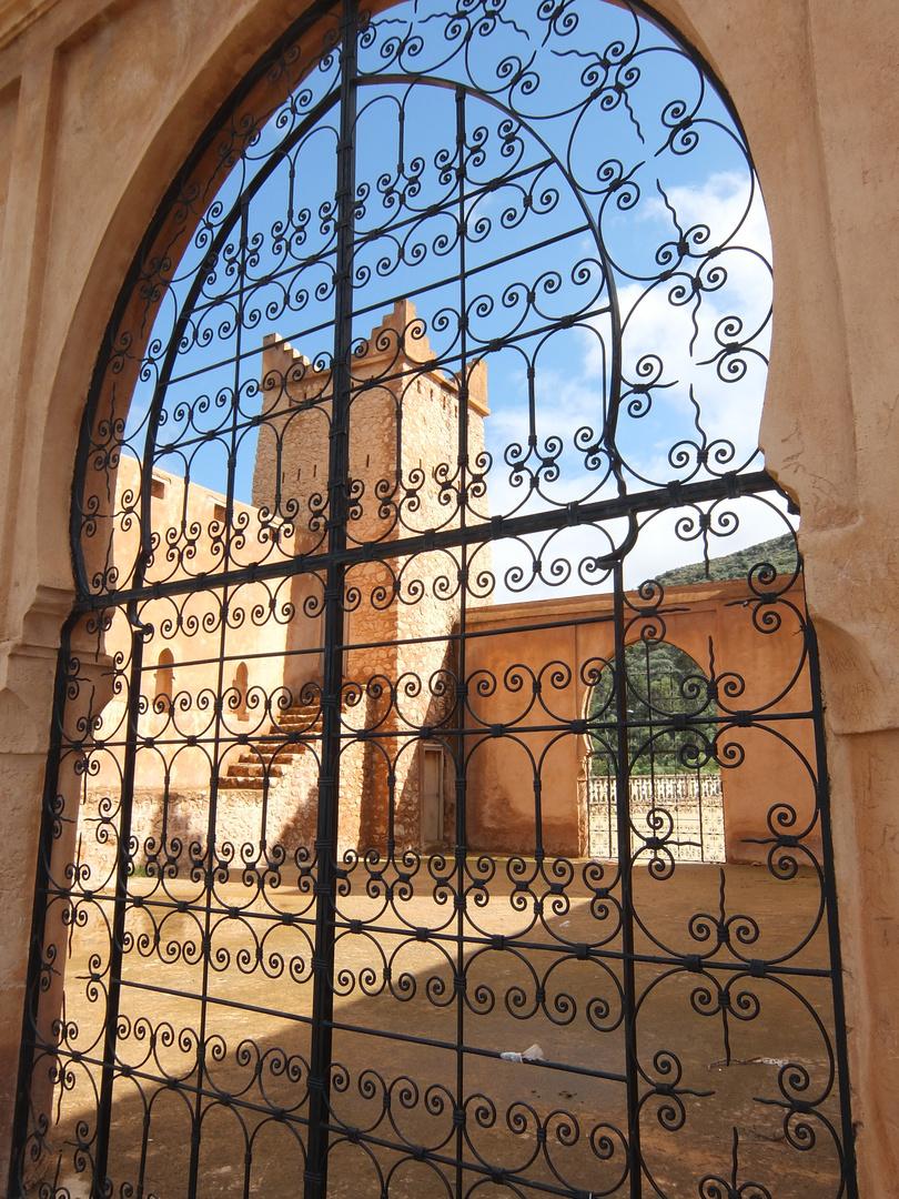 Burg von Beni Mellal
