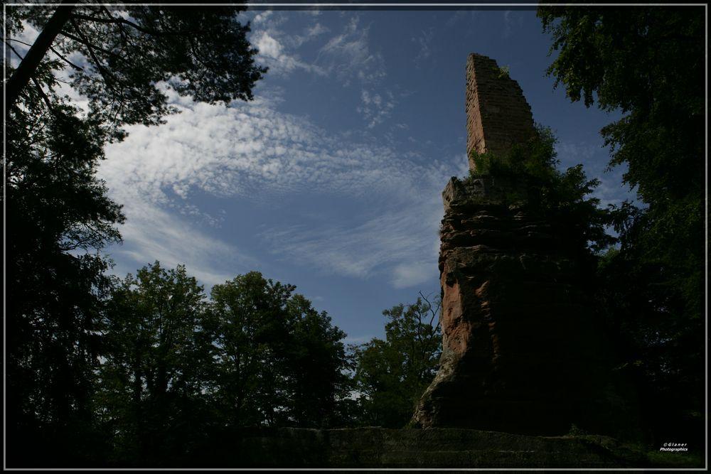 Burg Wasigenstein, Obersteinbach