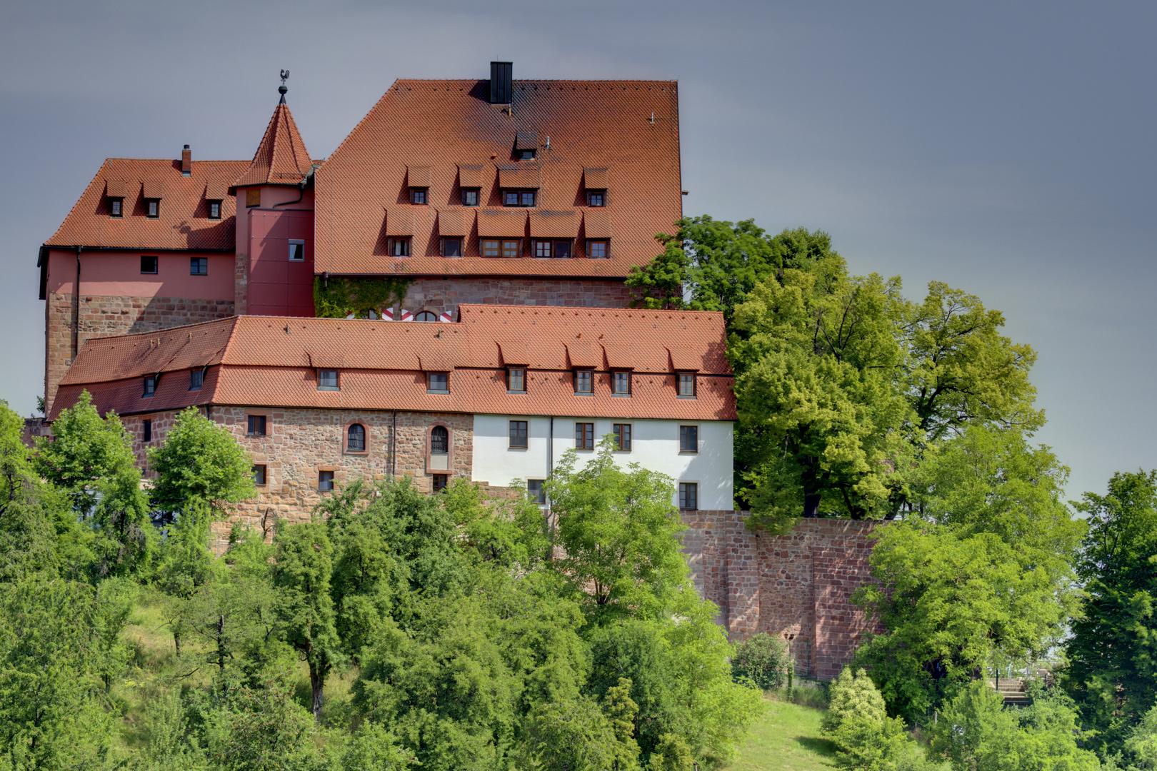 Burg Wernfels Impressionen (1)