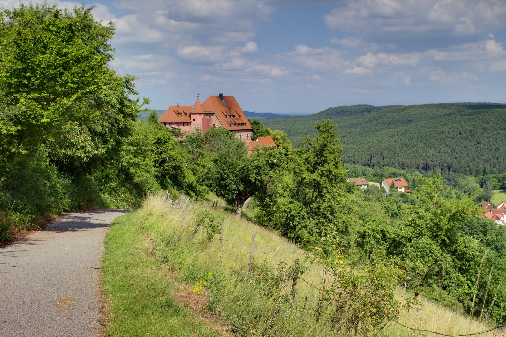 Burg Wernfels Impressionen (11)