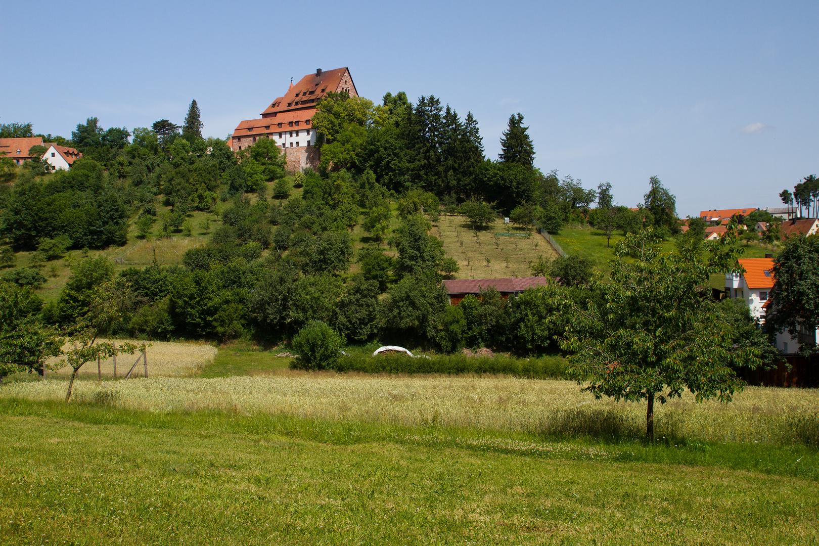 Burg Wernfels Impressionen (14)