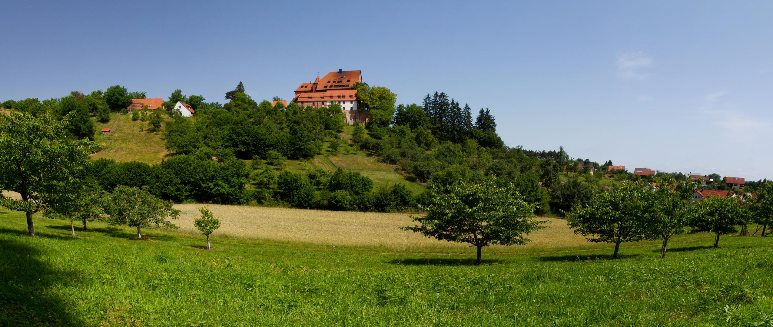 Burg Wernfels Impressionen (2)