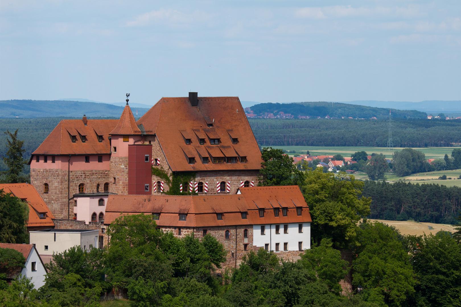 Burg Wernfels Impressionen (3)