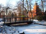 Burg Wissem (Troisdorf) im Winterkleid!
