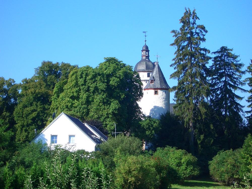 Burganlage Zievel