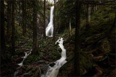 Burgbachwasserfall v.1