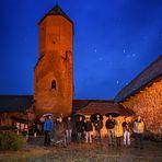 Burgbesuch in Freckleben...