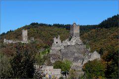 Burgen bei Manderscheid
