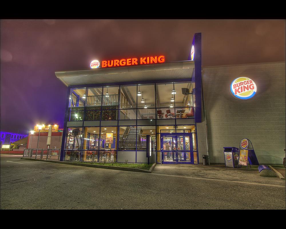 ~ Burger King ~
