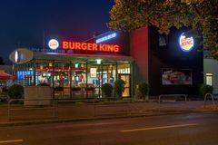 Burger King Borsigallee