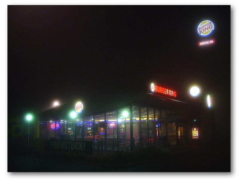Burger-Suppe von King