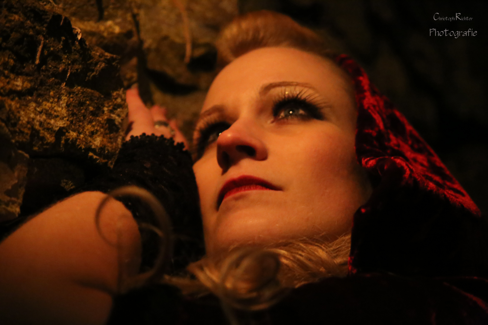 Burgfräulein-Shooting: Princess and her dream