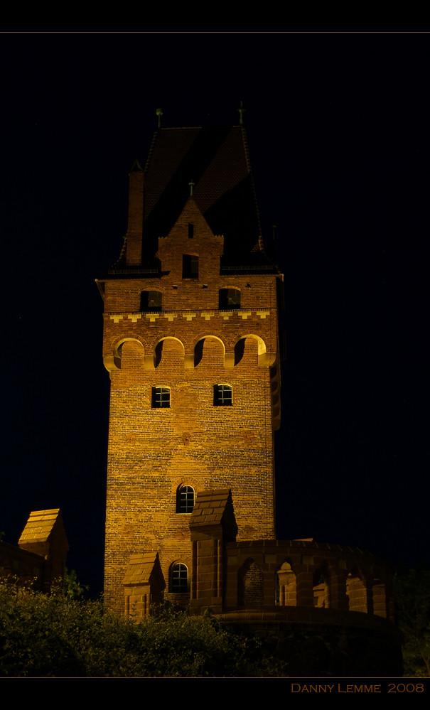 Burgfried zu Tangermünde