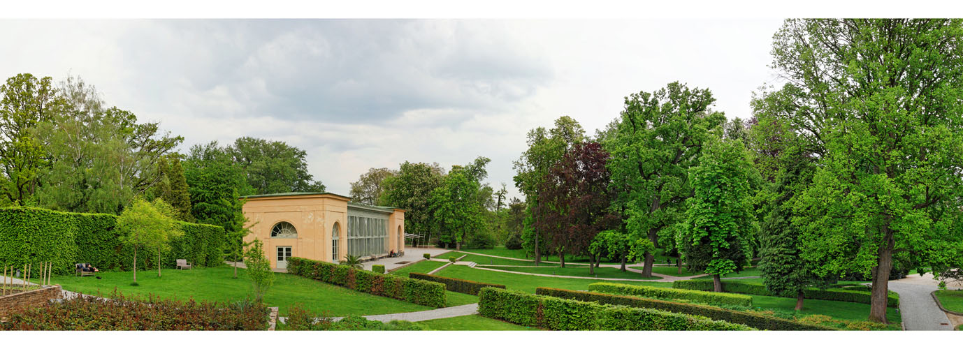 Burggarten Panorama