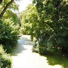 Burggraben Burg Linn, Krefeld
