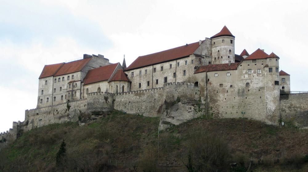 Burghausen die Burg (2)