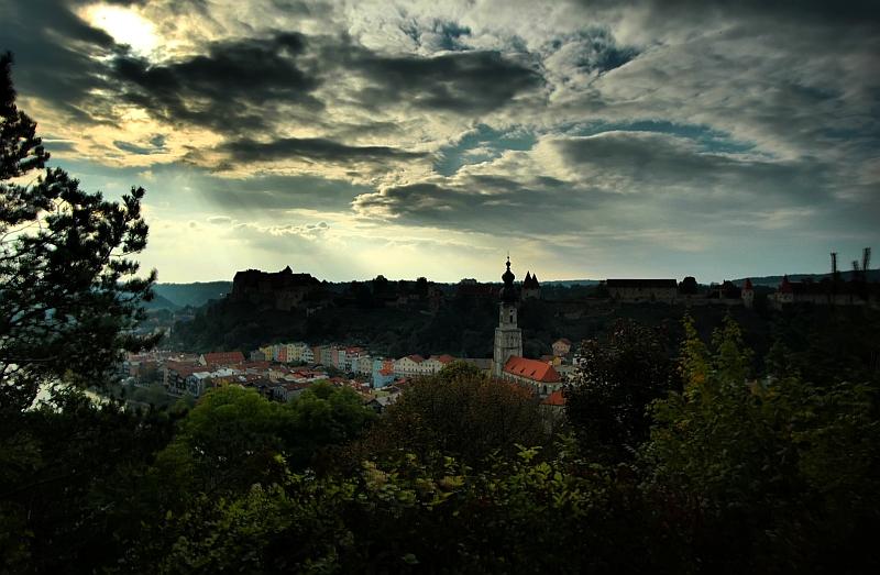 Burghauser Altstadt und Burg